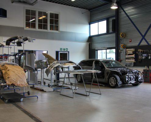 Autoschade & Spuitbedrijf Hans Müller